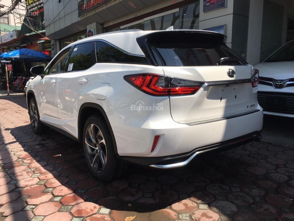 Cần bán Lexus RX 350L sản xuất năm 2018, bản 07 chỗ màu trắng, nhập khẩu Mỹ, giá tốt-4