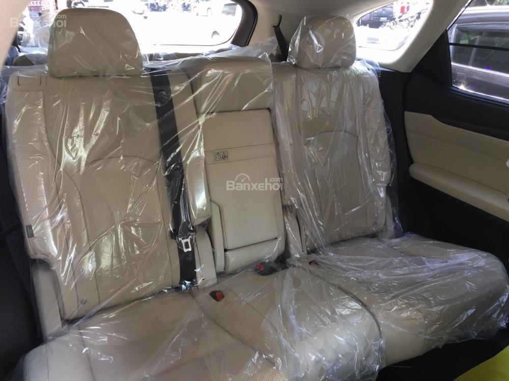 Cần bán Lexus RX 350L sản xuất năm 2018, bản 07 chỗ màu trắng, nhập khẩu Mỹ, giá tốt-19
