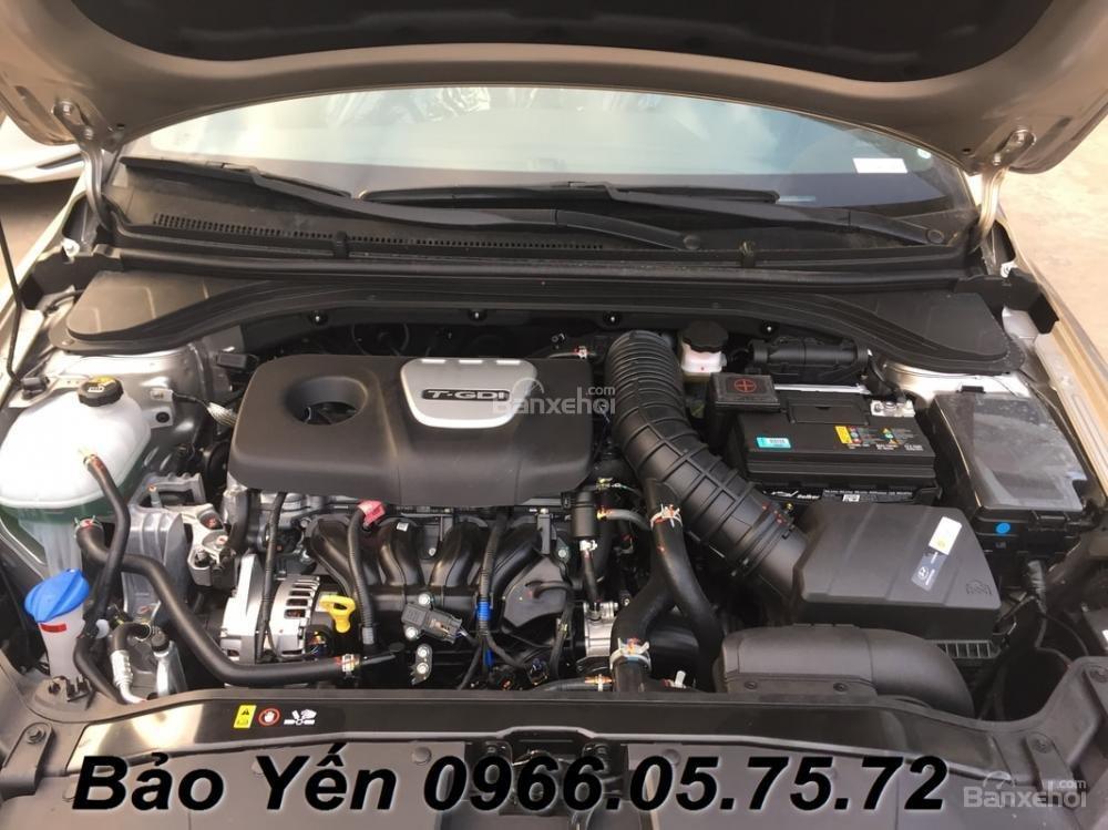 Bán Elantra Sport động cơ tăng áp, xe giao ngay - Hỗ trợ vay lên đến 85% giá xe-3