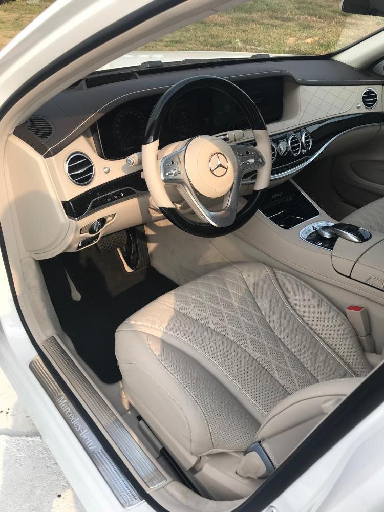 Bán Mercedes S450 Luxury 2019 xuất hiện tại thị trường Việt Nam, đẳng cấp (3)