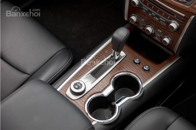 Đánh giá xe Nissan Pathfinder 2018: Nhiều trang bị tiện nghi hiện đại 2a