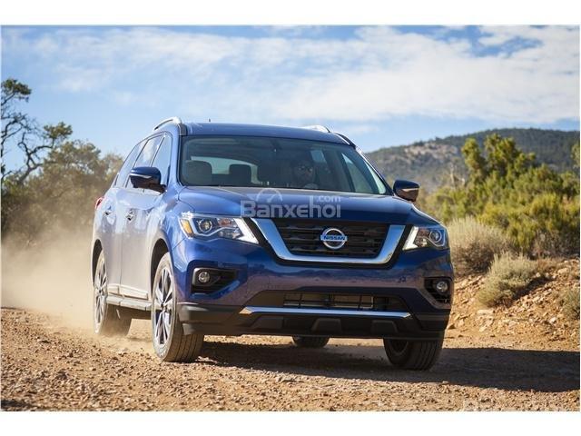 Đánh giá xe Nissan Pathfinder 2018 về mức tiêu hao nhiên liệu z