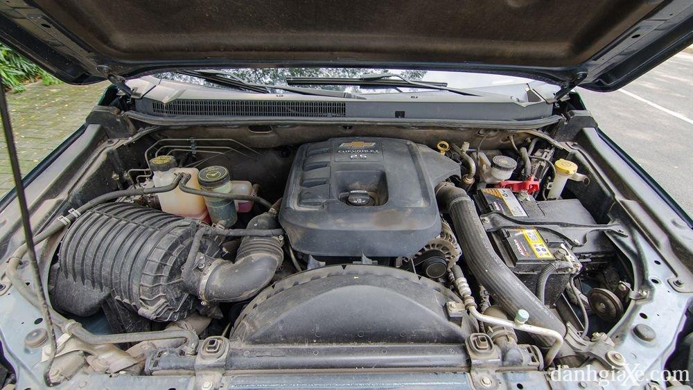 Chevrolet Colorado 2018 và Mitsubishi Triton 2018 đều sử dụng động cơ 1.5l 3