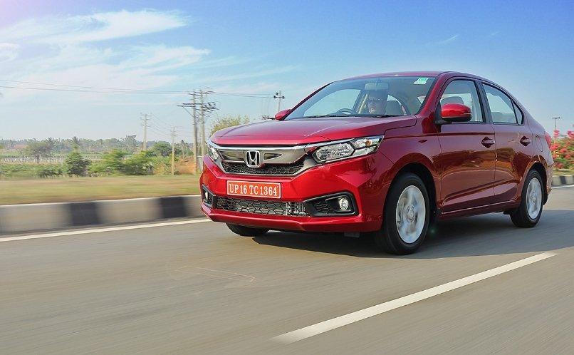 Đánh giá xe Honda Amaze về cảm giác lái 1a