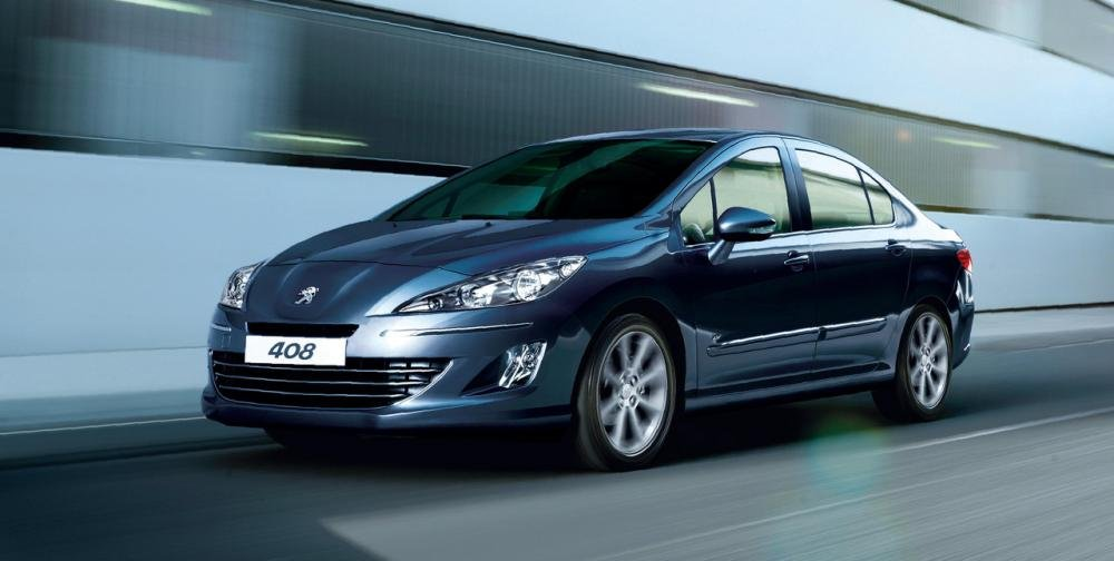 Đánh giá xe Peugeot 408 2018 1