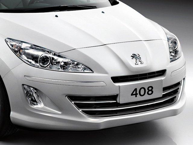 Đánh giá Peugeot 408 2018 về thiết kế đầu xe 1