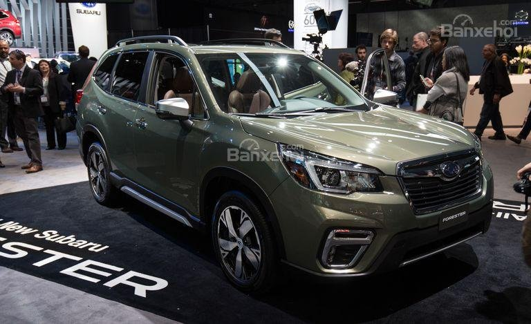 Đánh giá xe Subaru Forester 2019: Sở hữu nhiều ưu điểm.