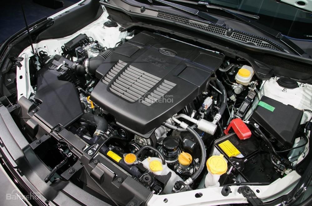 Đánh giá xe Subaru Forester 2019: Xe chỉ sử dụng 1 động cơ duy nhất.