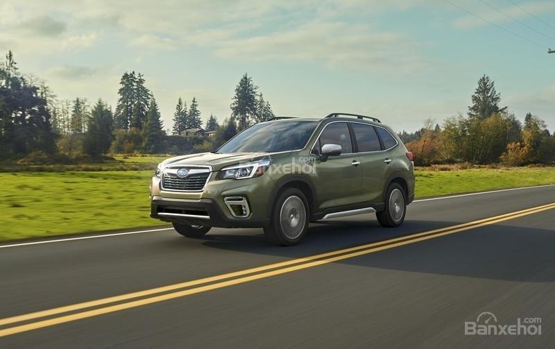 Đánh giá xe Subaru Forester 2019: Xe cho cảm giác lái tốt hơn.