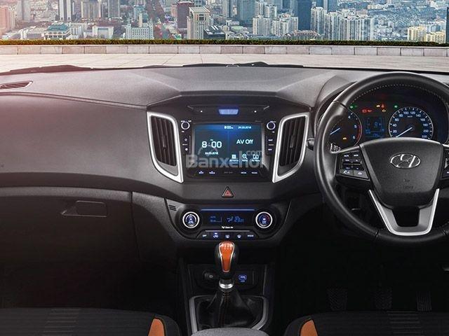 Đánh giá xe Hyundai Creta 2018: Cập nhật thêm nhiều trang bị tiện nghi z