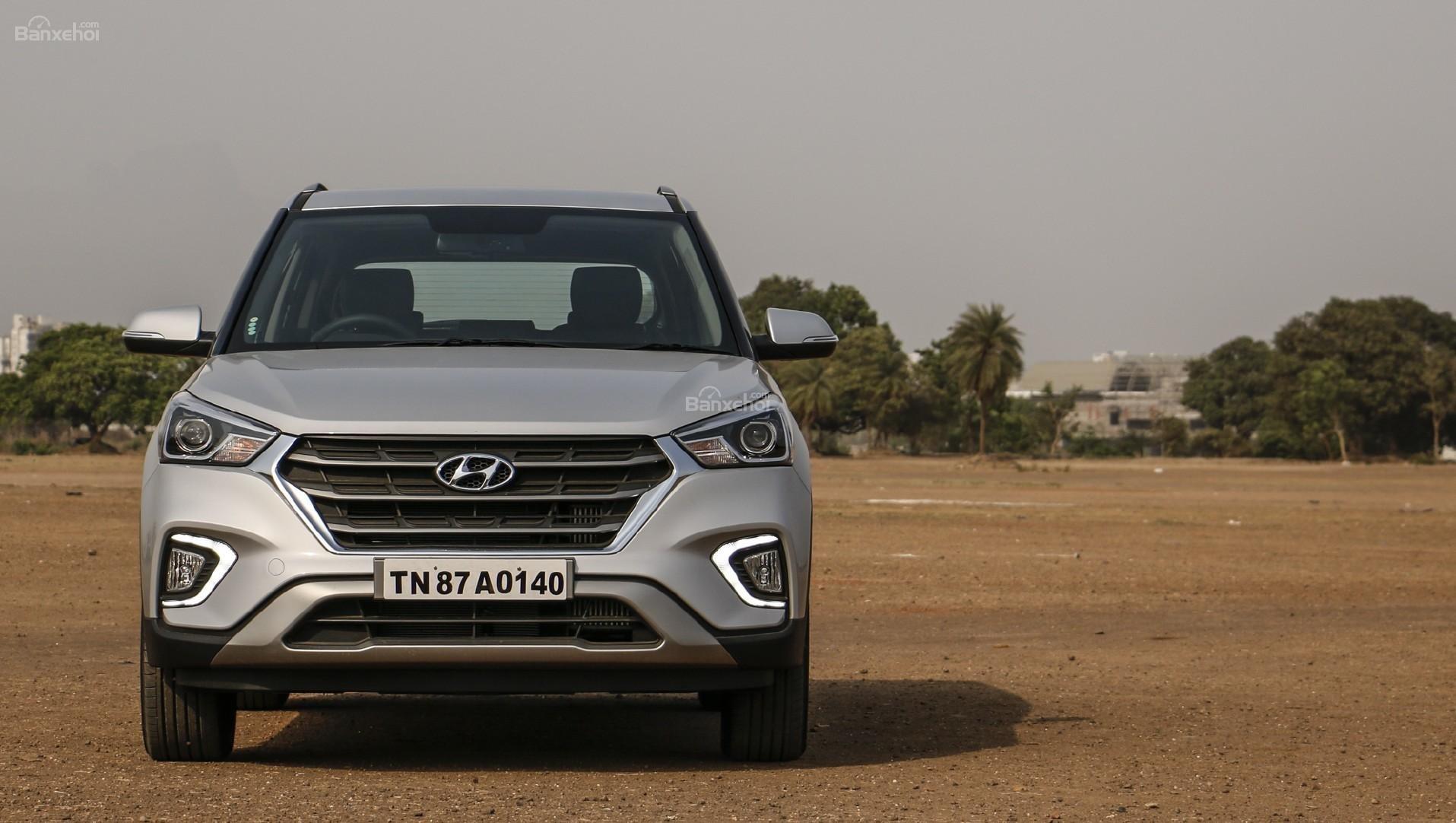 Hyundai Creta 2018 facelift đắt hơn phiên bản tiền nhiệm z