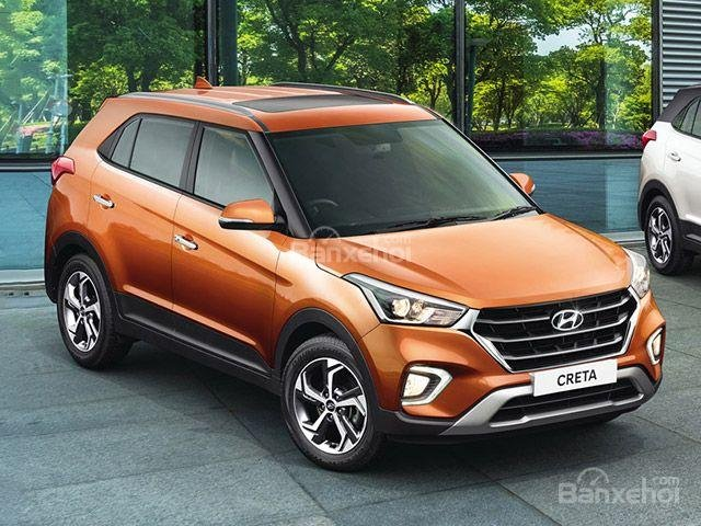 Đánh giá xe Hyundai Creta 2018: Đầy đủ trang bị an toàn tiêu chuẩn z