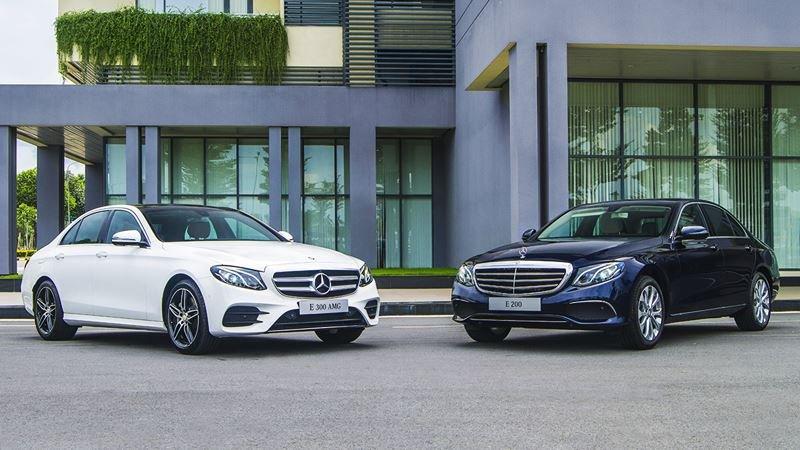 Mercedes-Benz E-Class .