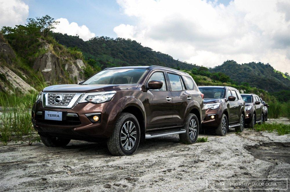 Nissan Terra - cái tên Nissan còn thiếu trong phân khúc SUV 7 chỗ tại thị trường Việt...