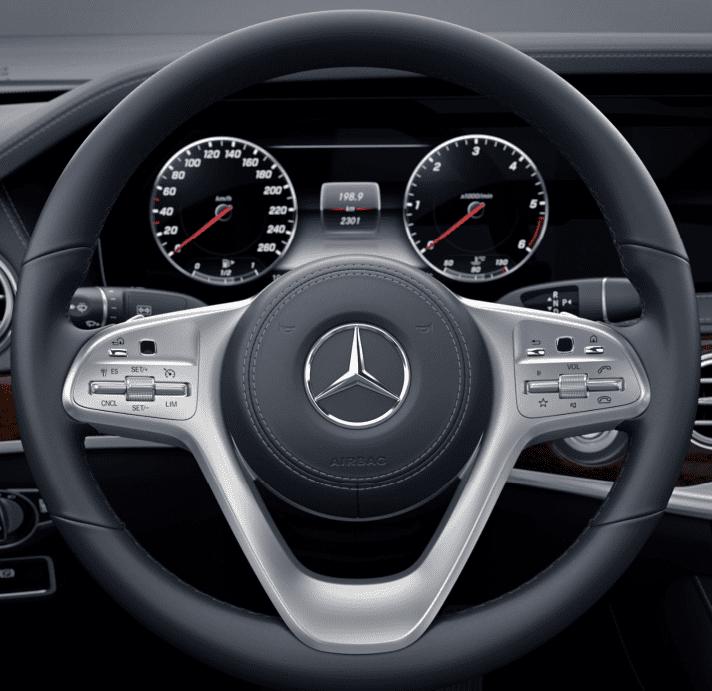 Đánh giá xe Mercedes-Benz S 450L 2018 về trang bị nội thất