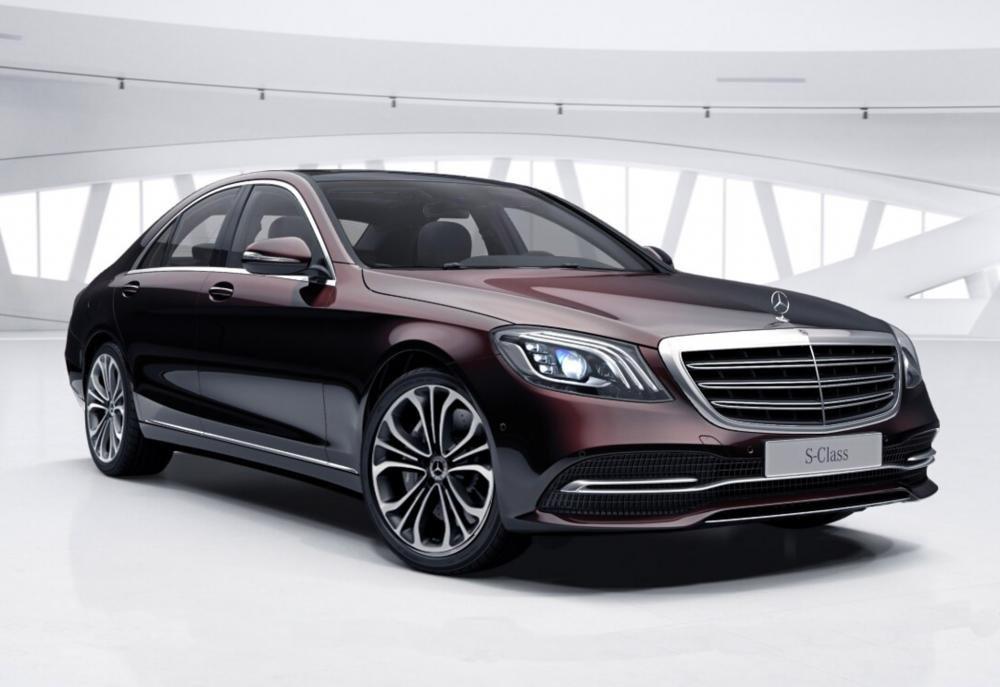 Mercedes-Benz S 450L Luxury 2018 cao cấp hơn.