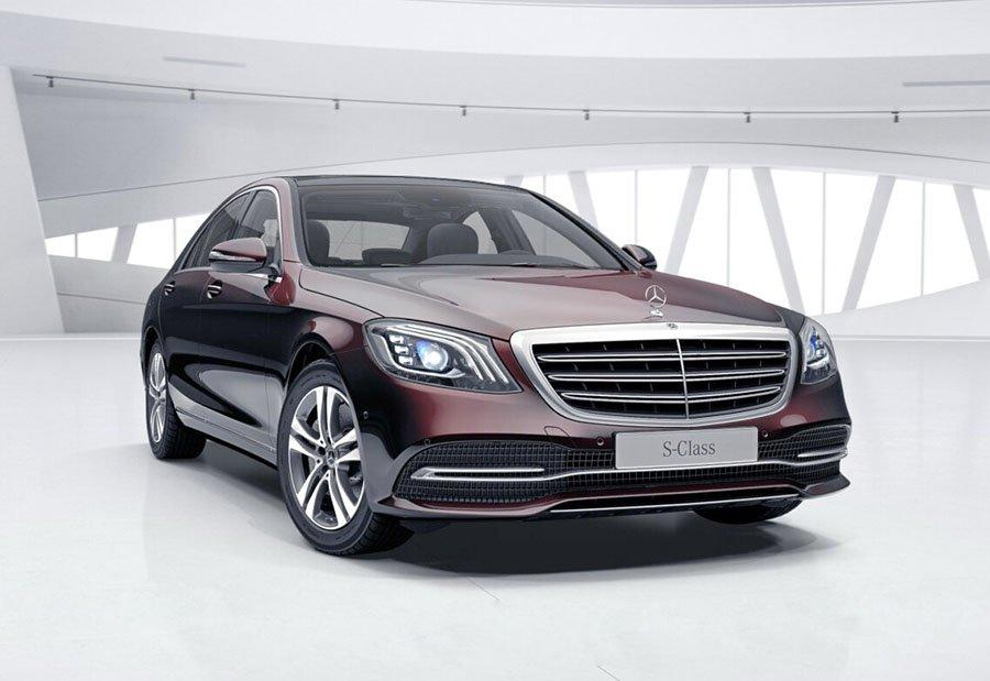 Đánh giá xe Mercedes-Benz S 450L 2018 về trải nghiệm lái.