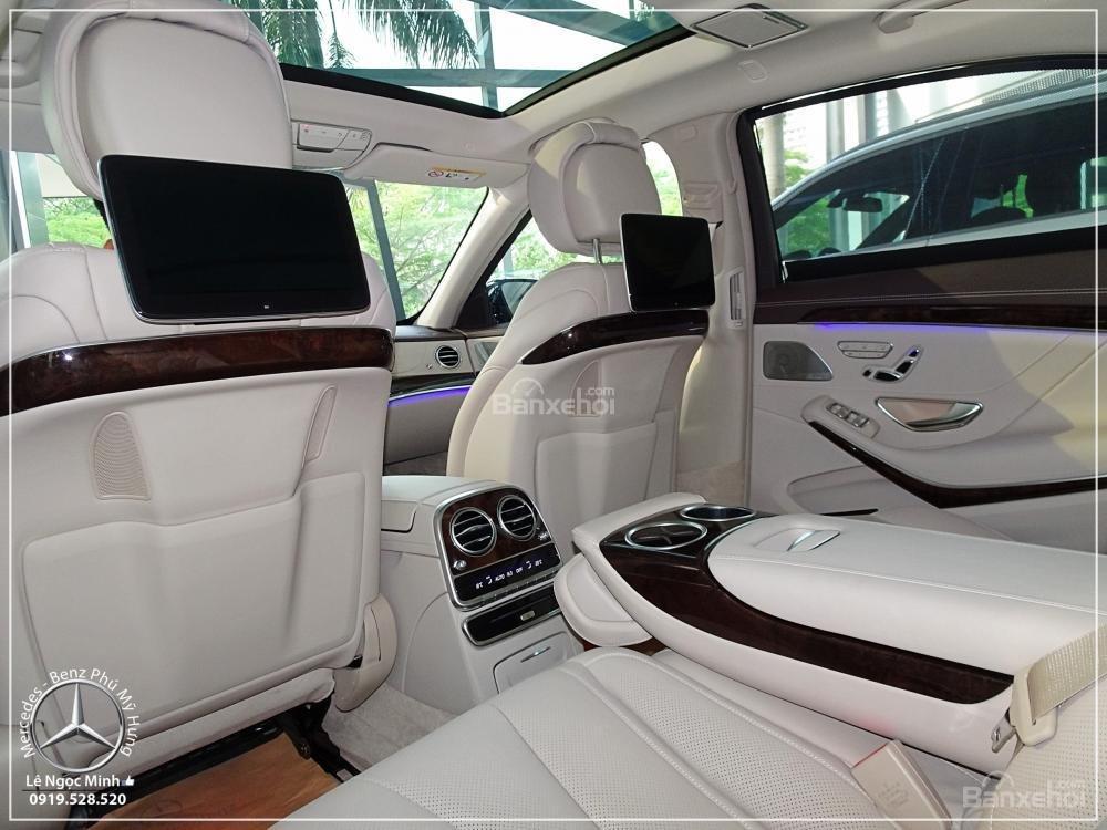 Bán Mercedes Benz S450L new model 2019 - KM đặc biệt trong tháng - Xe giao ngay - LH: 0919 528 520-5