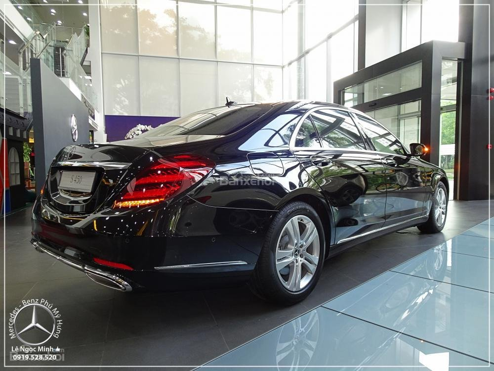 Bán Mercedes Benz S450L new model 2019 - KM đặc biệt trong tháng - Xe giao ngay - LH: 0919 528 520-6