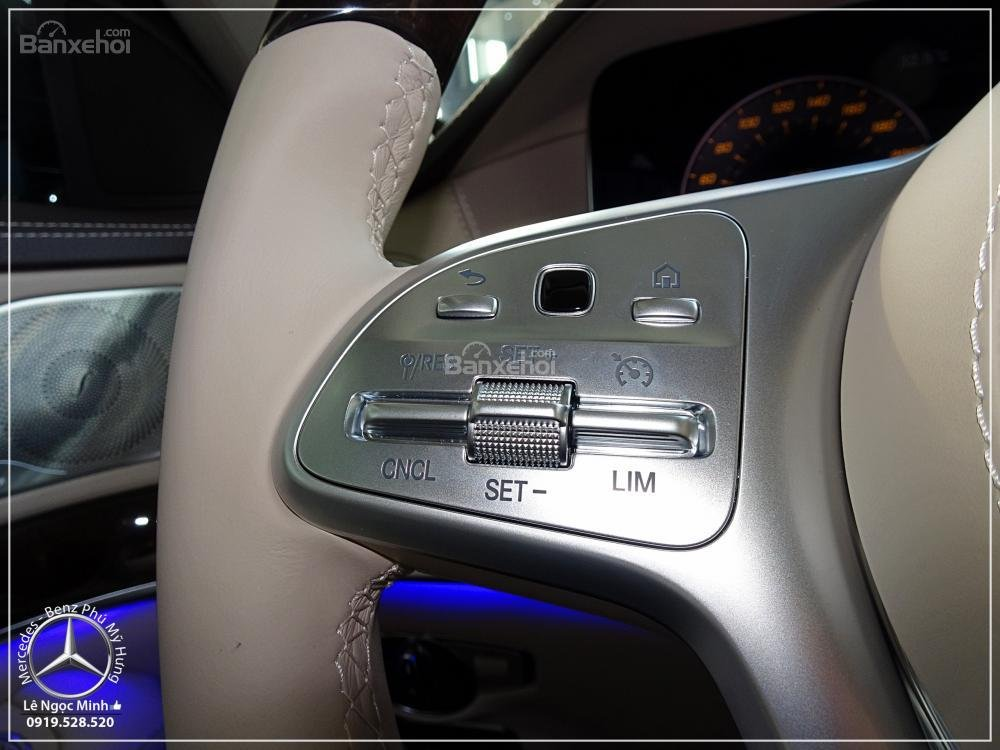Bán Mercedes Benz S450L new model 2019 - KM đặc biệt trong tháng - Xe giao ngay - LH: 0919 528 520-7