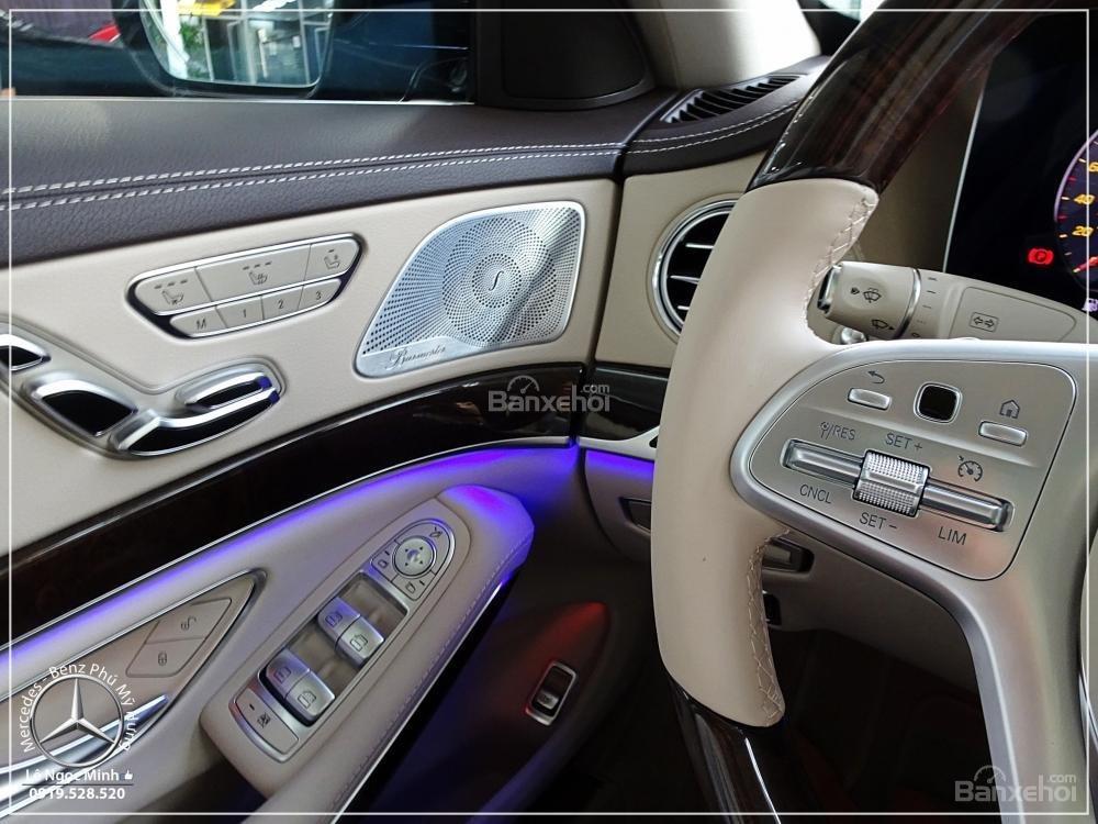 Bán Mercedes Benz S450L new model 2019 - KM đặc biệt trong tháng - Xe giao ngay - LH: 0919 528 520-12