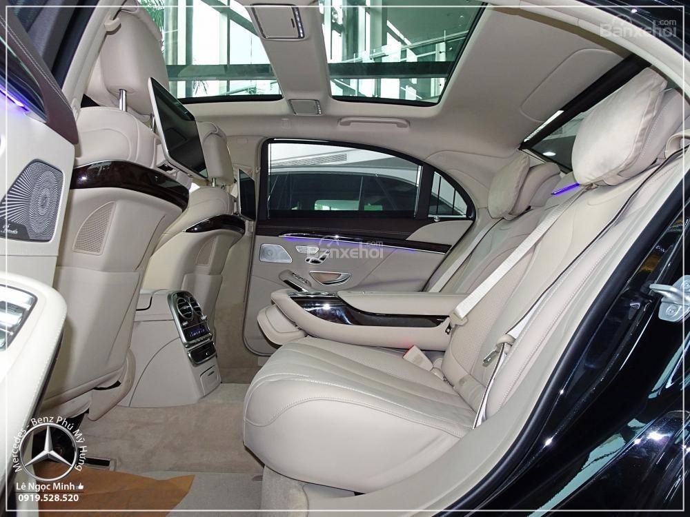 Bán Mercedes Benz S450L new model 2019 - KM đặc biệt trong tháng - Xe giao ngay - LH: 0919 528 520-19