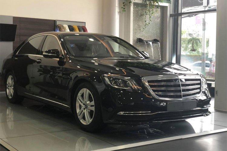 Cận cảnh Mercedes-Benz S450 L 2018 giá 4,19 tỷ đồng tại đại lý, chờ ngày mở bán a1