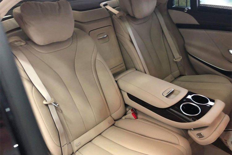 Cận cảnh Mercedes-Benz S450 L 2018 giá 4,19 tỷ đồng tại đại lý, chờ ngày mở bán a7