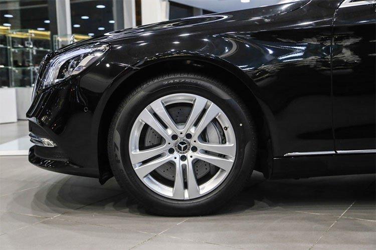 Cận cảnh Mercedes-Benz S450 L 2018 giá 4,19 tỷ đồng tại đại lý, chờ ngày mở bán a4