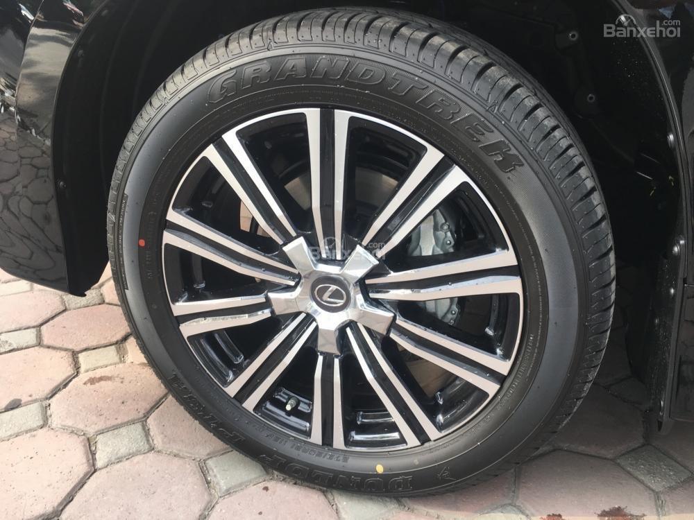 Bán ô tô Lexus LX 570 sản xuất năm 2018, màu đen, nhập khẩu Mỹ nguyên chiếc-5