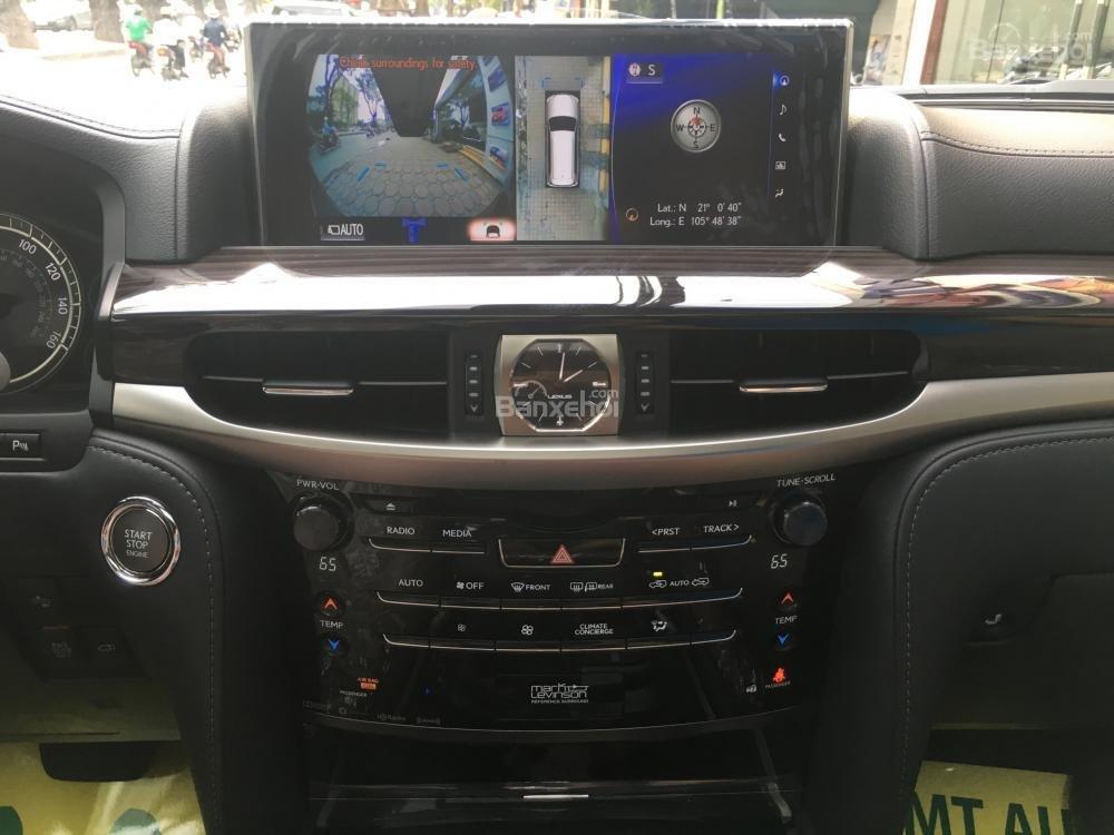 Bán ô tô Lexus LX 570 sản xuất năm 2018, màu đen, nhập khẩu Mỹ nguyên chiếc-14