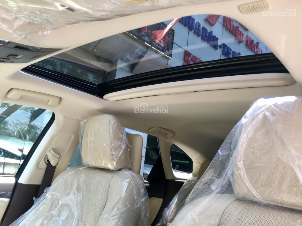 Bán ô tô Lexus RX 350L năm sản xuất 2018, màu vàng, nhập khẩu Mỹ-7