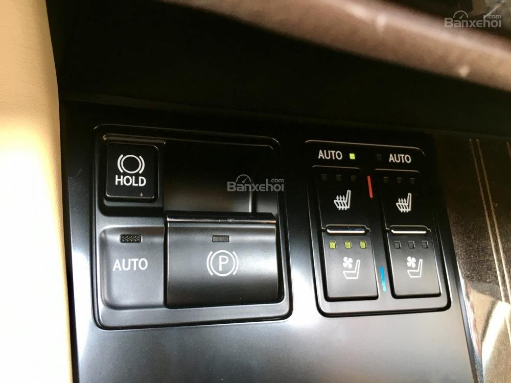 Bán ô tô Lexus RX 350L năm sản xuất 2018, màu vàng, nhập khẩu Mỹ-19