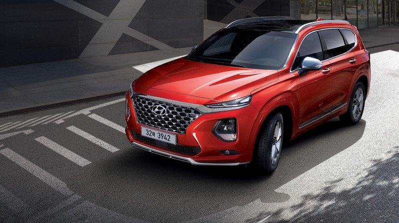 Chi tiết Hyundai Santa Fe Inspiration bản đặc biệt giá từ 759 triệu đồng tại Hàn Quốc a3