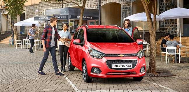Giá xe Chevrolet Spark 2019 tại Việt Nam...