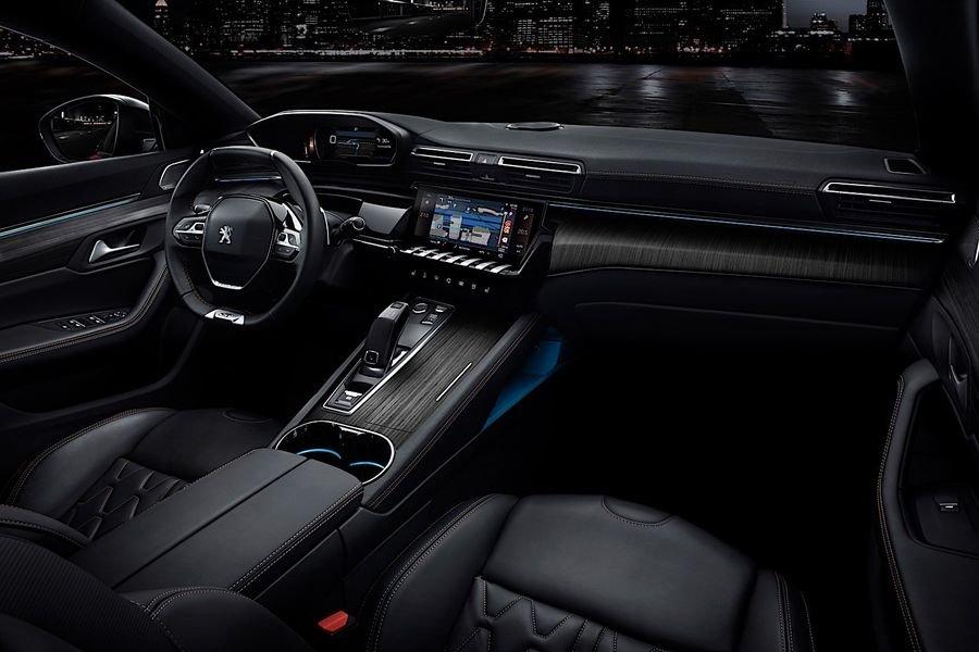 Peugeot 508 wagon 2018 sẽ ra mắt trực tuyến vào tuần sau - Ảnh 2.