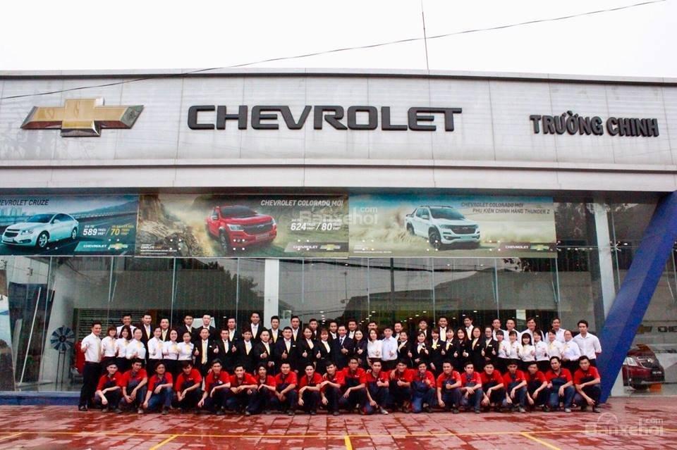 Chevrolet Trường Chinh