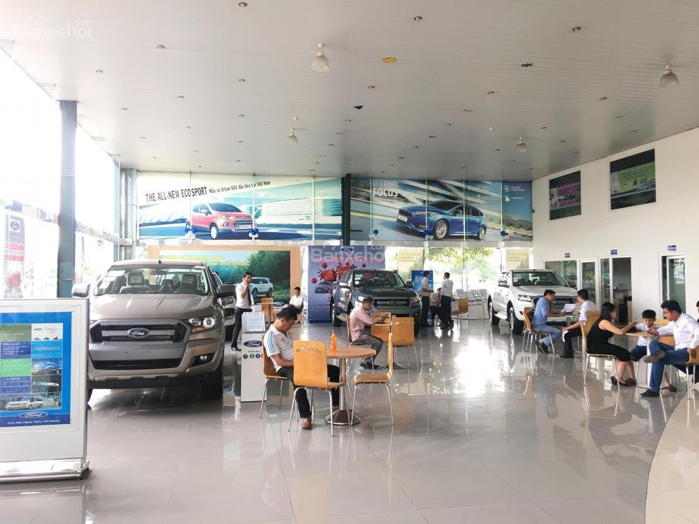 Western Ford – Ford An Lạc