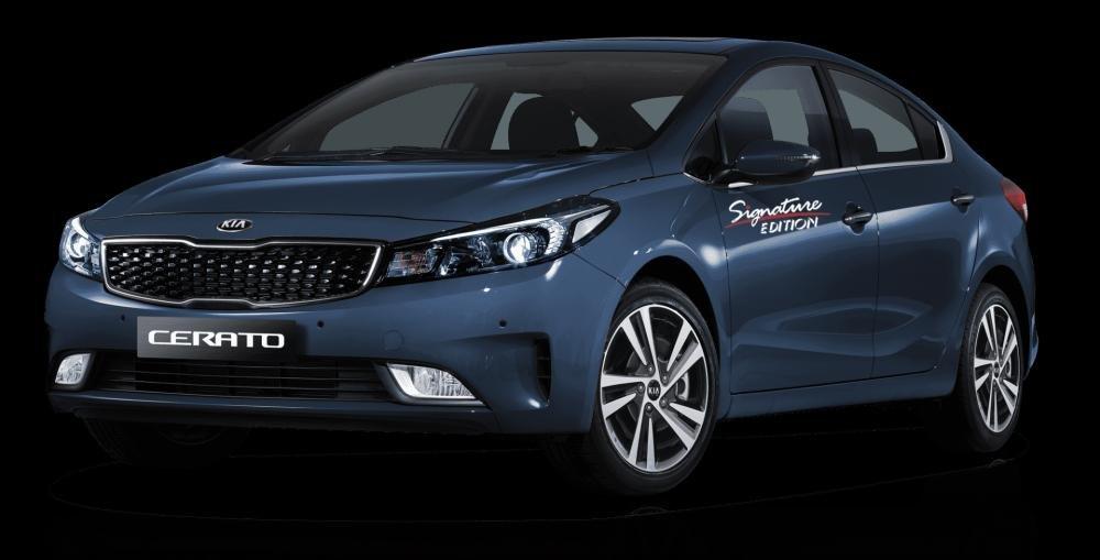 So sánh xe Hyundai Elantra 2.0AT 2018 và Kia Cerato 2.0L 6AT 2018 về thân xe2.