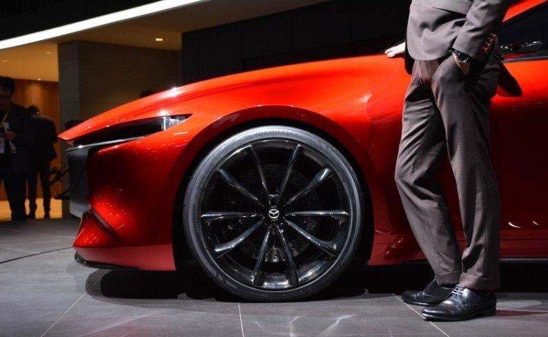 Mazda 3 2019 sắp ra mắt vào tháng 11/2018 6
