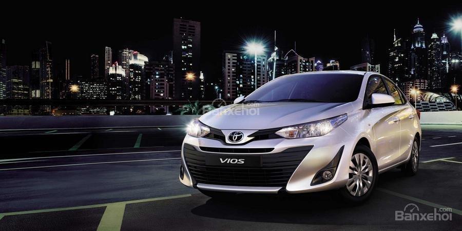 Đánh giá xe Toyota Vios 2018: Mẫu xe mới sở hữu nhiều ưu điểm.