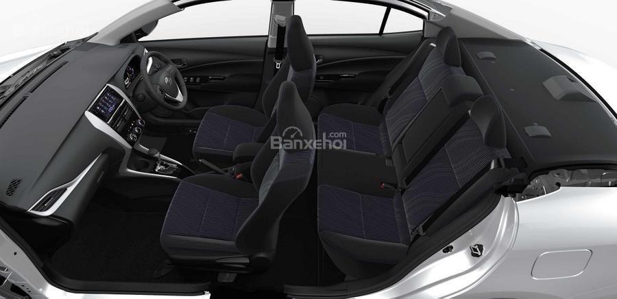 Toyota Vios 2018 sắp bán tại Việt Nam khác gì phiên bản hiện hành về thiết kế - Ảnh 22.