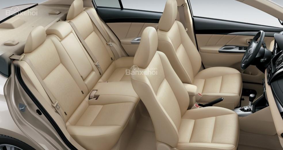 Toyota Vios 2018 sắp bán tại Việt Nam khác gì phiên bản hiện hành về thiết kế - Ảnh 23.