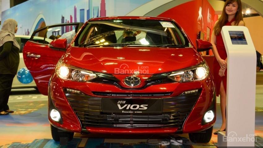 Toyota Vios 2018 sắp bán tại Việt Nam khác gì phiên bản hiện hành về thiết kế - Ảnh 2.
