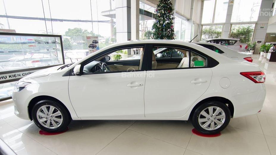Toyota Vios 2018 sắp bán tại Việt Nam khác gì phiên bản hiện hành về thiết kế - Ảnh 9.