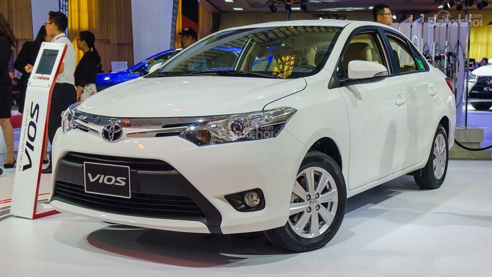 Toyota Vios 2018 sắp bán tại Việt Nam khác gì phiên bản hiện hành về thiết kế - Ảnh 1.
