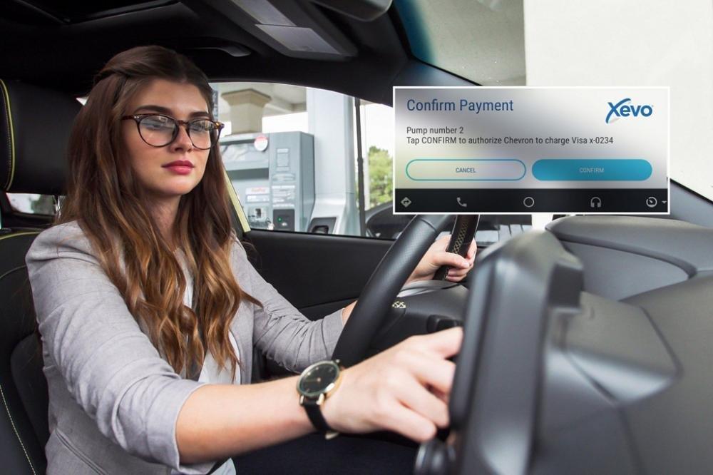 Xe Hyundai chuẩn bị tích hợp thêm hệ thống thanh toán tự động a6