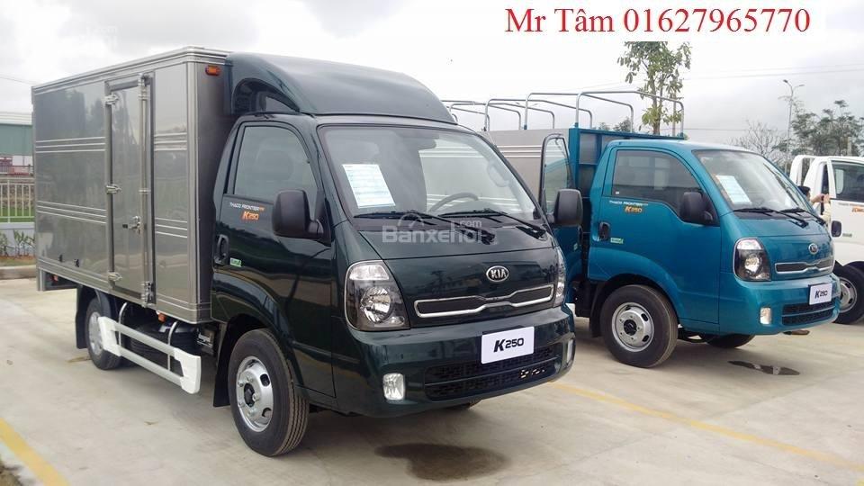 Bán Kia K200, K250 động cơ Hyundai, tải trọng từ 990kg-2.4 tấn, hỗ trợ trả góp lãi suất thấp nhất Hà Nội (5)