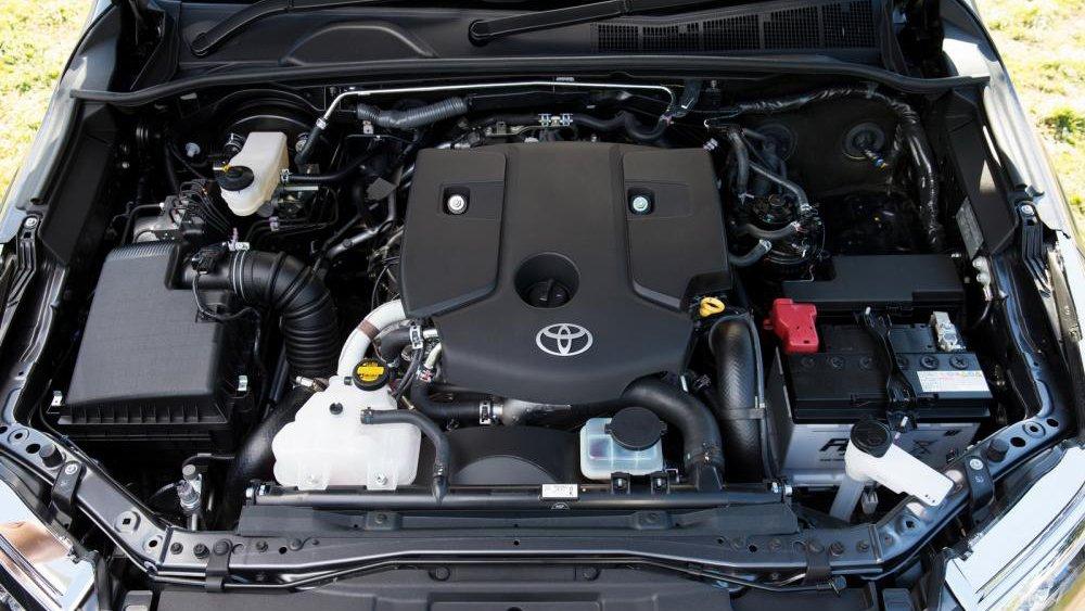 Toyota Fortuner là xe lý tưởng để đi trong nội thành trong khi Nissan Terra lại hợp với nhiều địa hình hơn 3
