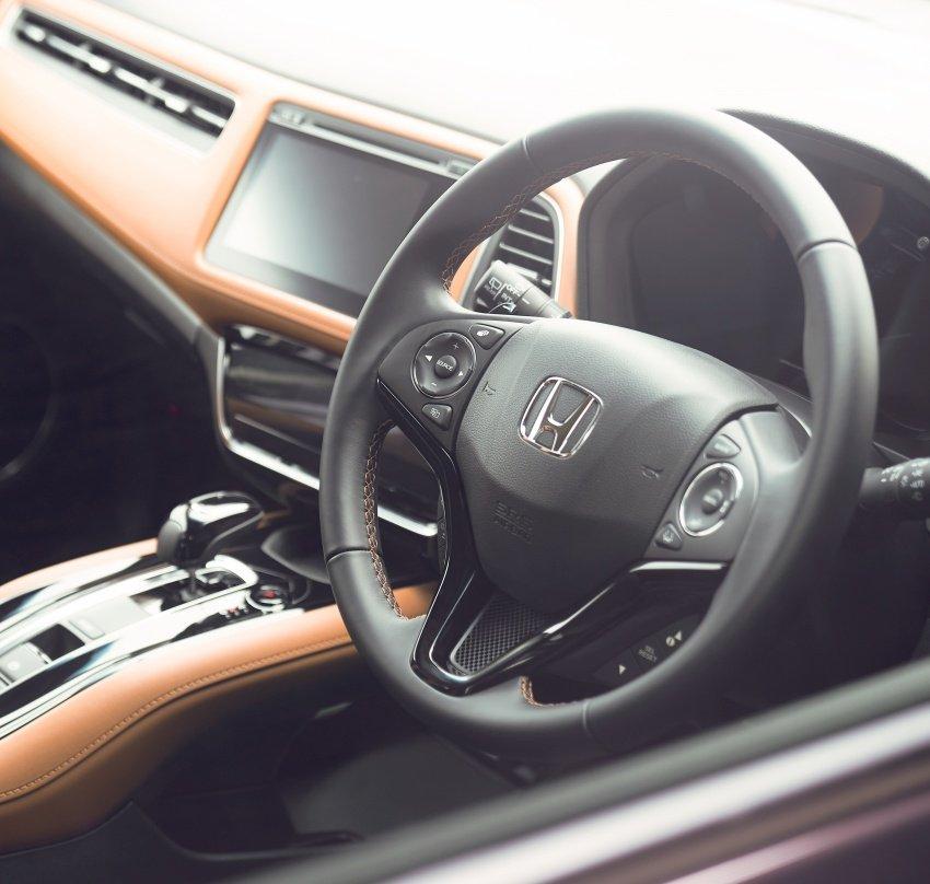 Honda HR-V facelift 2018 mới lộ diện tại Việt Nam, sắp ra mắt Thái Lan - Ảnh 3.